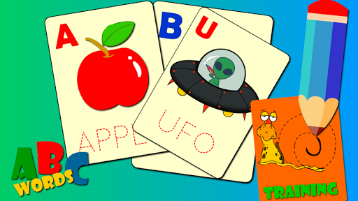 ABC Learning words toddlers