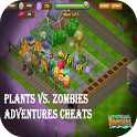 Plants vs Zombies Ad. Cheats icon