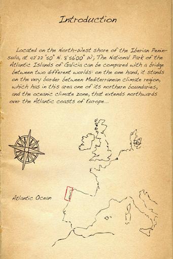 Flora of Islands of Galicia