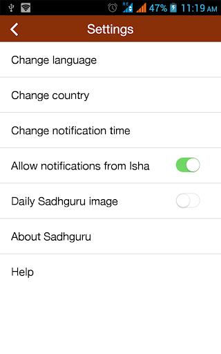 玩免費生活APP|下載Mystic Quotes - Sadhguru app不用錢|硬是要APP