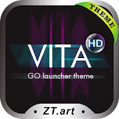 VITA HD GO LauncherEX Theme