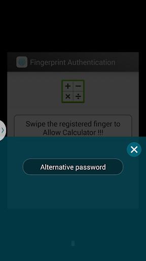 Fingerprint App Lock [Samsung]