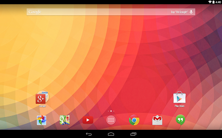 Google Now Launcher Screenshot 1