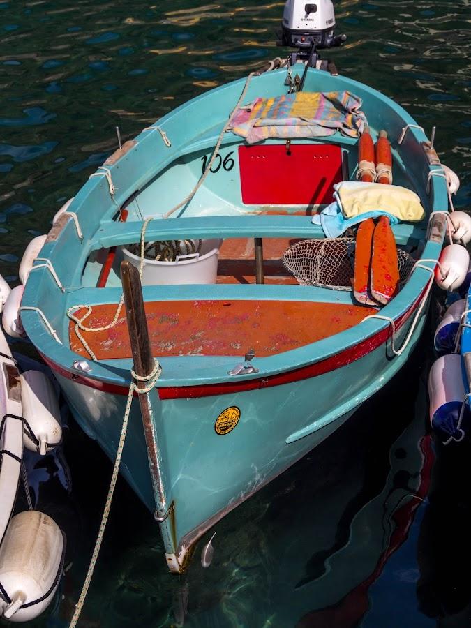 by TJ Vance - Transportation Boats