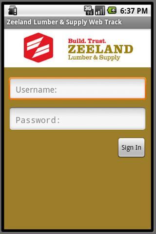 Zeeland Lumber Supply Web Tr