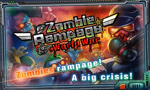 Zombie Rampage:World War