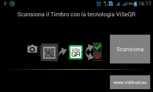ViSeQR- screenshot thumbnail