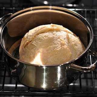 How To Make No-Knead Bread.