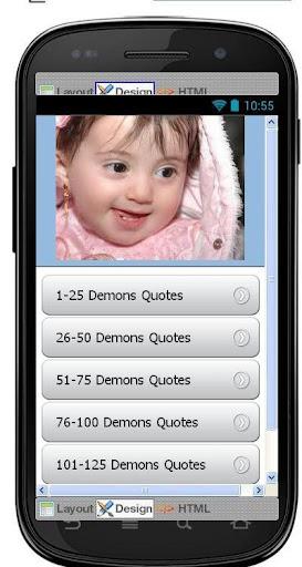 Best Demons Quotes