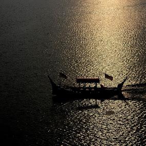 by Adi Adlee - Transportation Boats
