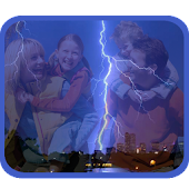 Lightning Transparant Photo