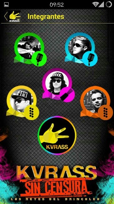 #9. Grupo Kvrass (Android)
