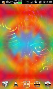 Classic Tie Dye FREE LWP - screenshot thumbnail