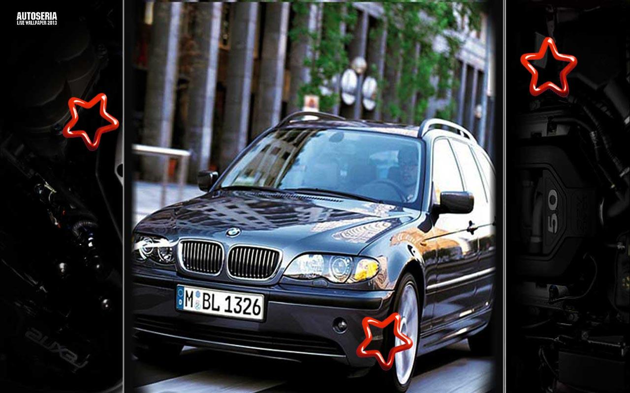 BMW Best Photo Live Wallpaper - screenshot