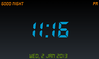 Screenshot of Smart LED Clock