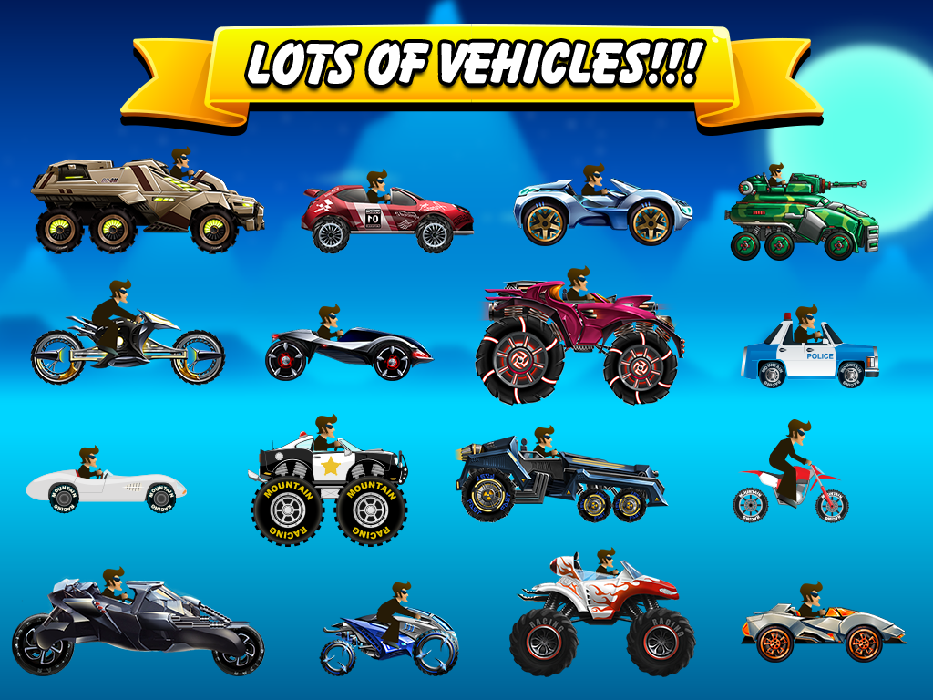 rally runner endless racing мод apk