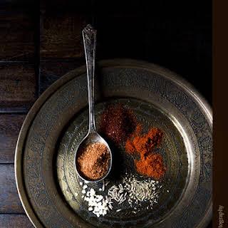 Homemade Chili Powder.