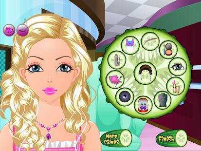 天使眼溫泉女孩子的遊戲 休閒 App-癮科技App