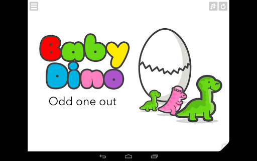 Baby Dino - Odd One Out