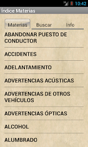 Codificado Tráfico screenshot 1
