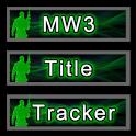 MW3 Title Tracker icon