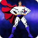 Superman Run icon