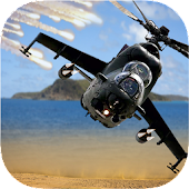 Gunship Heli Combat Battle