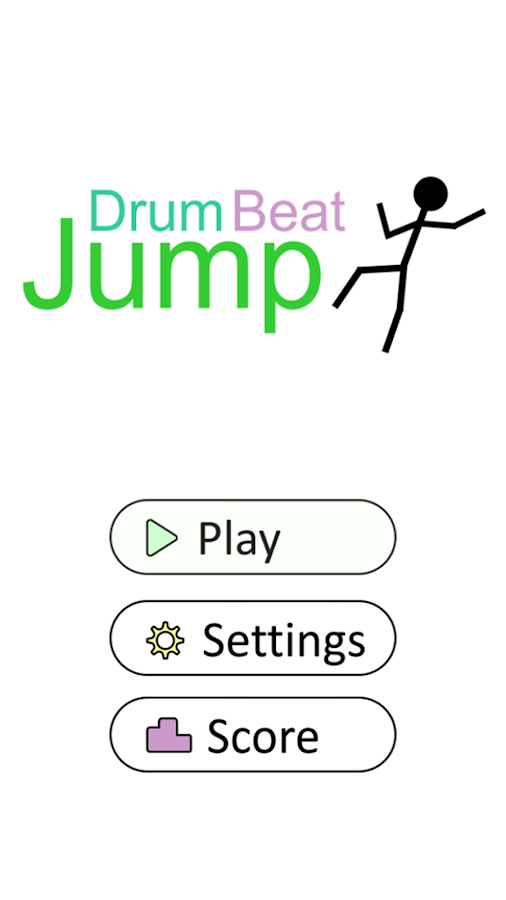 Drum Beat Jump : Rhythm Ninja- screenshot
