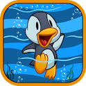 Racing Penguin Jetpack Wings 2 icon
