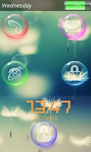 Bubble Locker - screenshot thumbnail