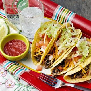 Slow Cooker Lentil-Quinoa Taco Filling
