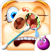 Kids Nose Doctor – Fun Games