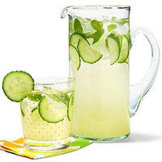 Sparkling Cucumber Limeade