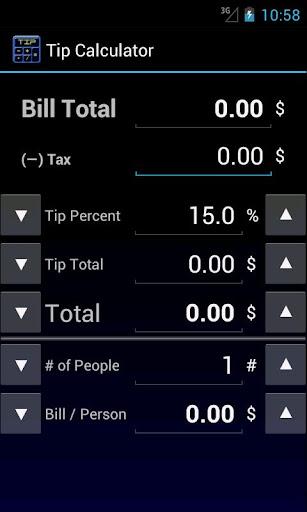 財經必備APP下載 Tip Calculator 好玩app不花錢 綠色工廠好玩App