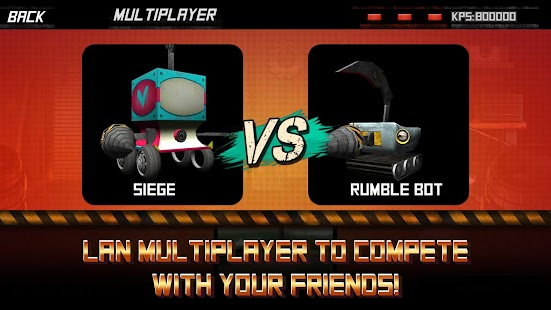 Rumble Bots- screenshot thumbnail