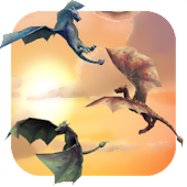 Flappy Cave Dragons - Escape
