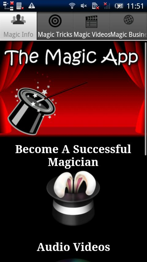 The magic app android apps on google play Magic app