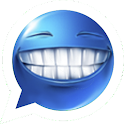 WhatsApp 3D Emoticons