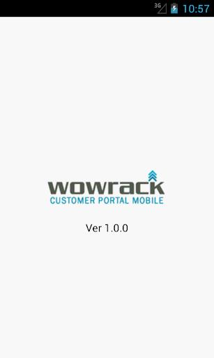 Wowrack Portal