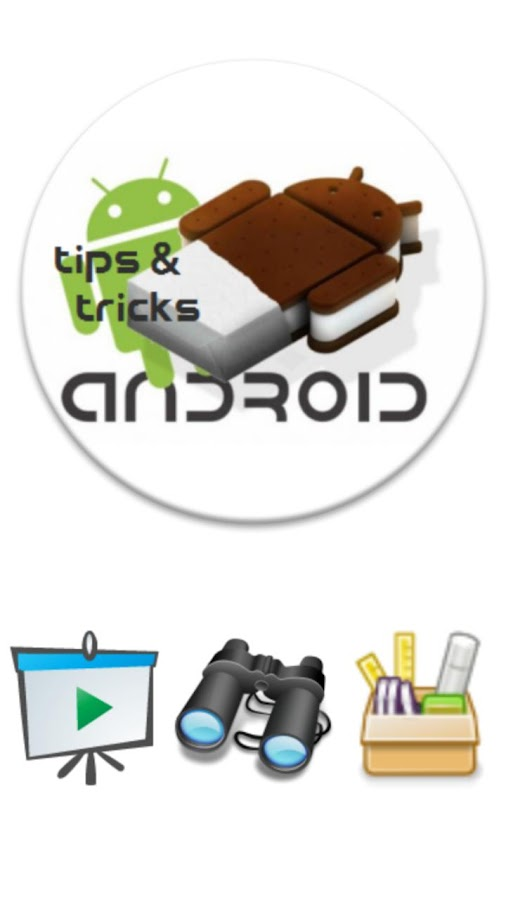 Droid 4 Tips and tricks- screenshot