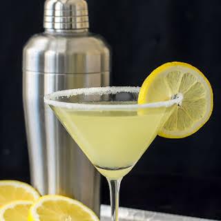 Lemon Drop Martini.