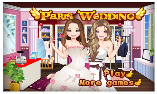 Paris Wedding -少女遊戲
