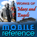 Works of Marx and Engels logo