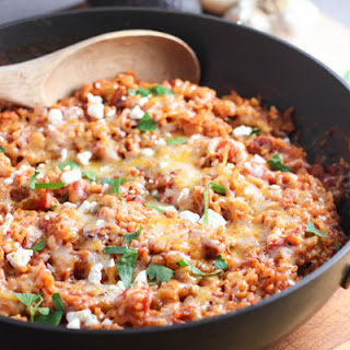 Best Spanish Rice.