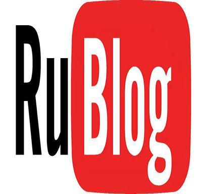 Rublogs video blogger