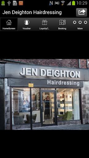 Jen Deighton Hairdressing