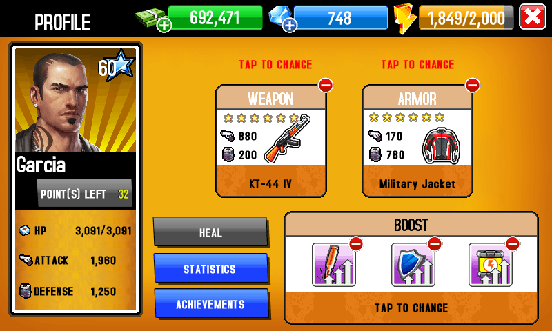 Gangstar City screenshot #21