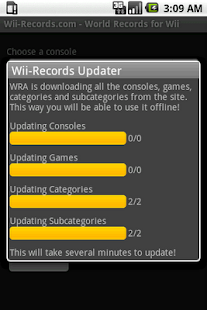 Wii-Records.com - screenshot thumbnail