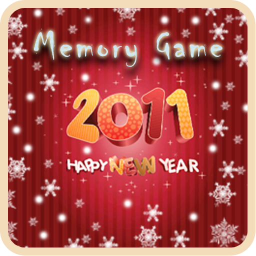 New Year Memory Game
