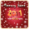 New Year Memory Game logo